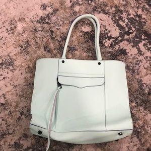 Handbags - Rebecca Minkoff mint green large handbag